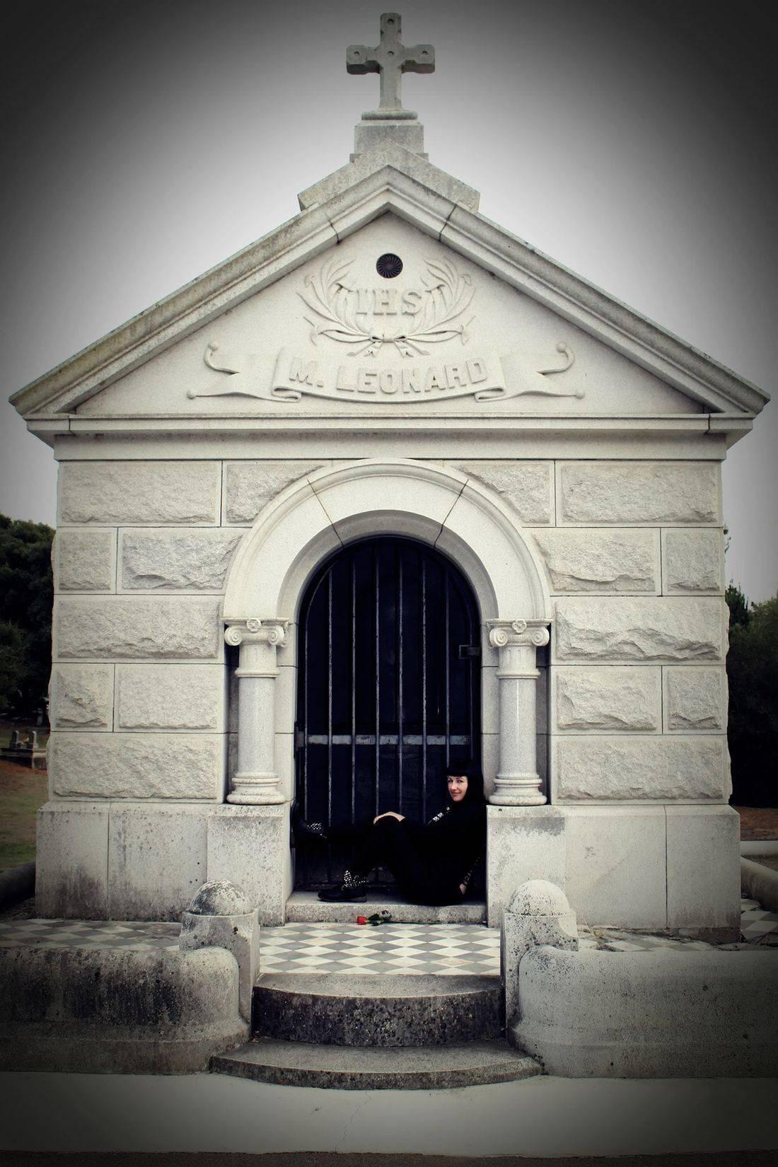 Holy Cross Cemetery Santa Cruz Aubrey Graves