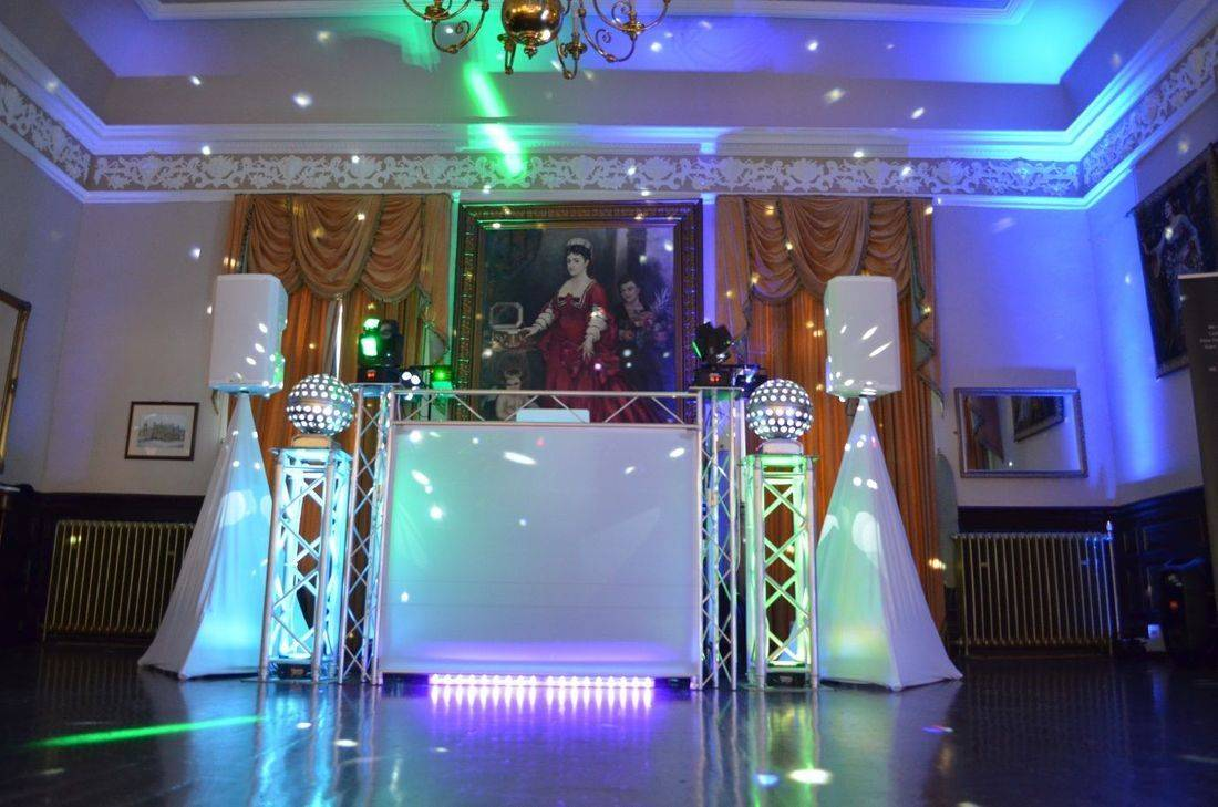 dj pure wedding djs craig y nos castle swansea