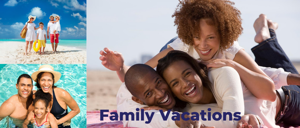 Family Vacation, Caribbean Vacation, Jamaica, Mexico, Bahamas, Punta Cana