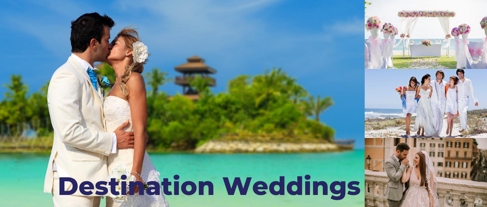Destination Weddings, Caribbean Weddings