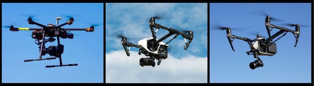 Drone photographer Essex dji inspire