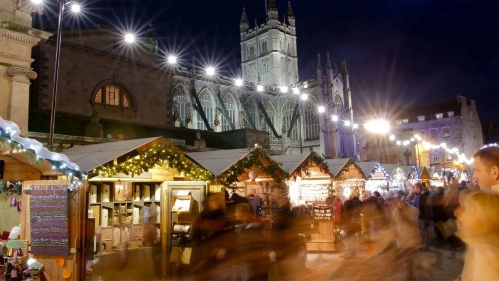 Community Days Out Bath Christmas Market