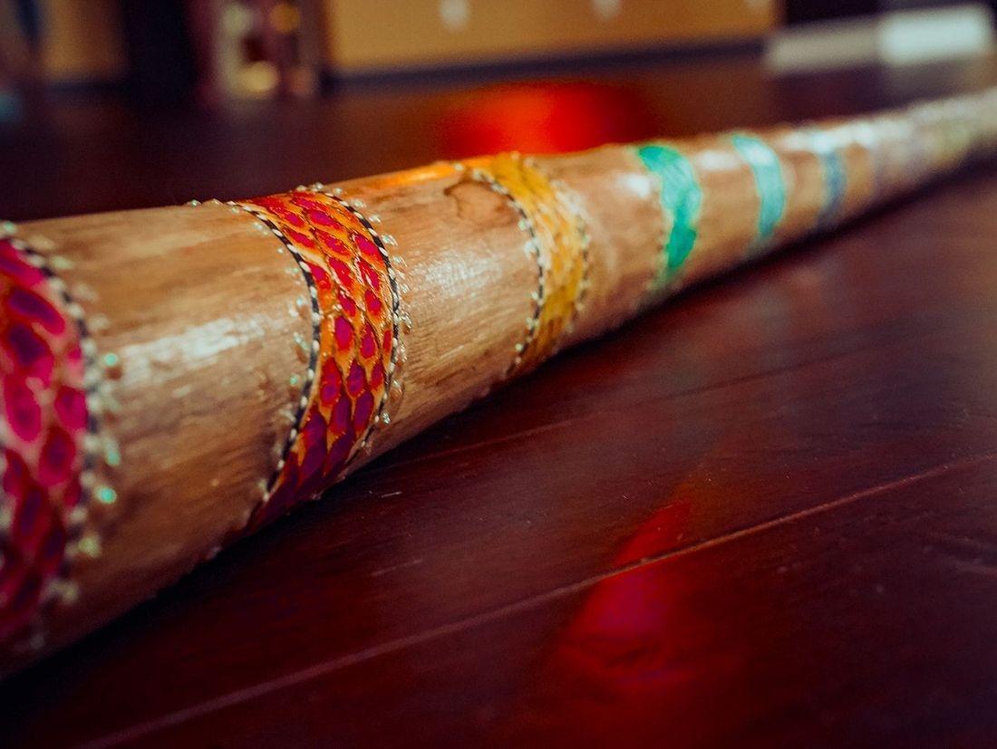 Image: didgeridoo