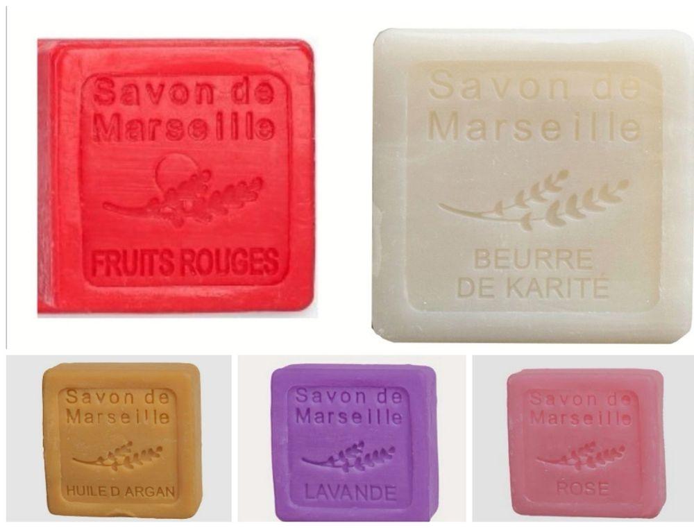 Savon de marseille 30g guest soaps, made in france