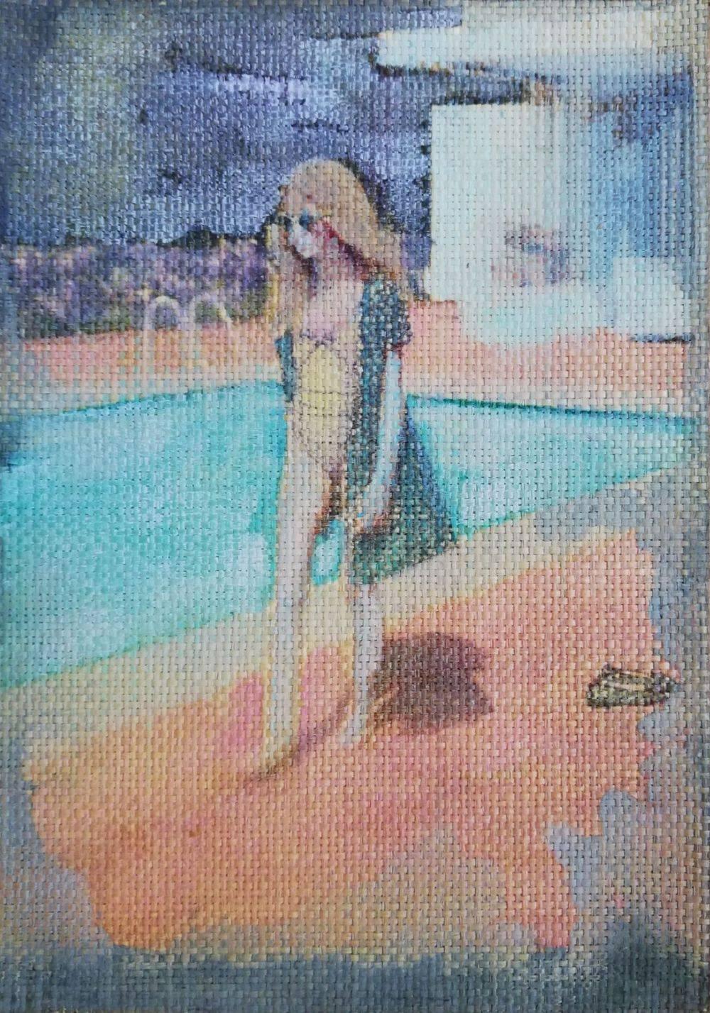Aquarelle, Enfance, Histoire de l'art