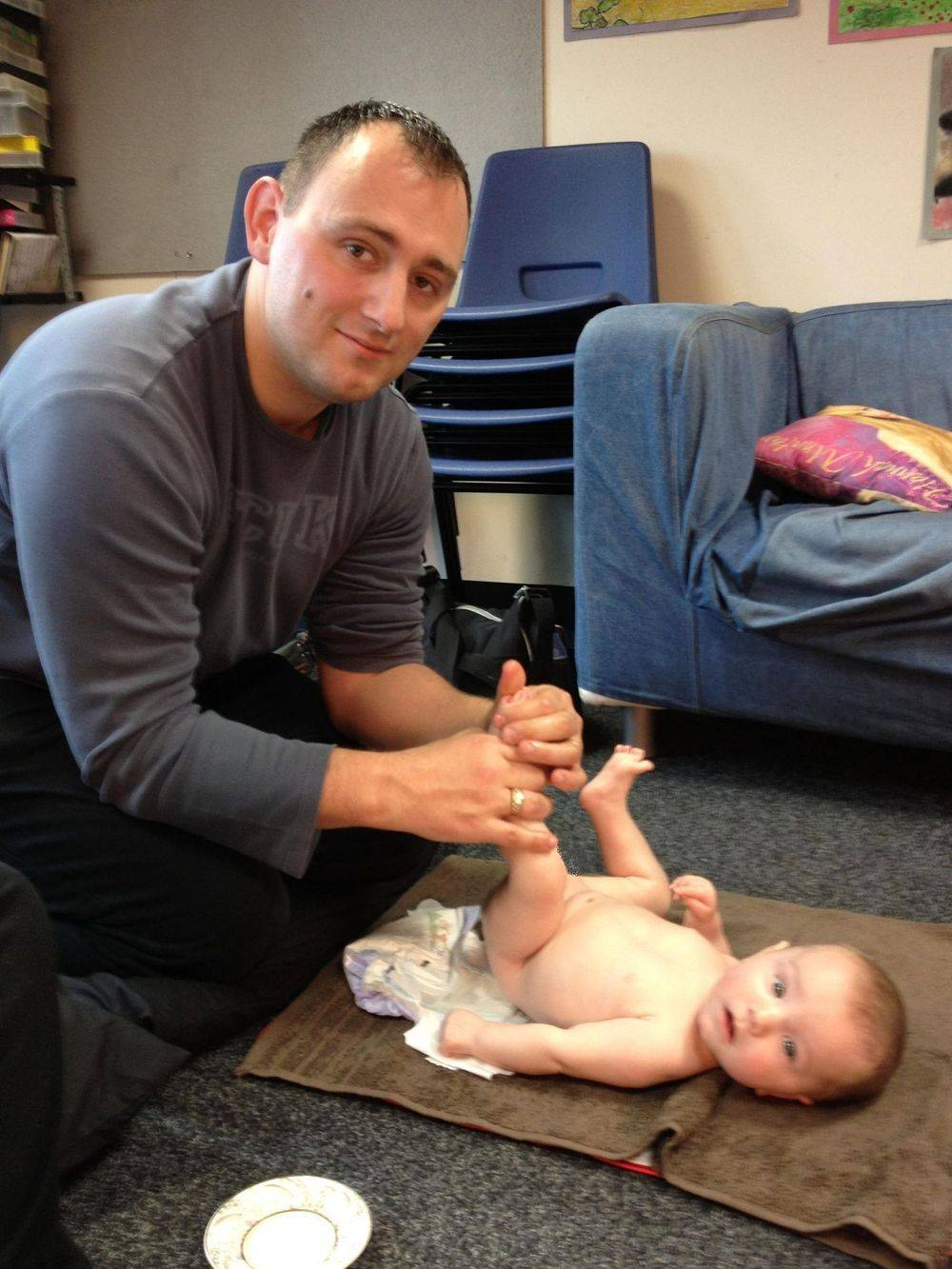 baby massage techniques