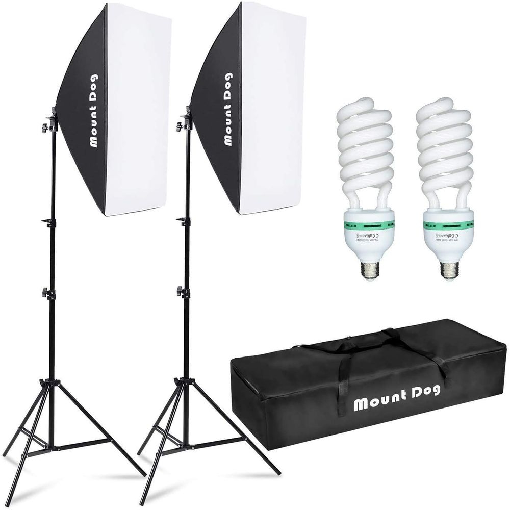 Various Lighting Systems and Gear