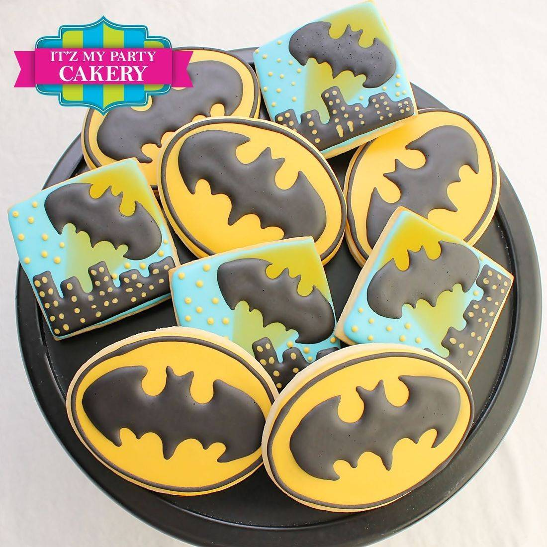 Batman Superhero  Cookies Milwaukee