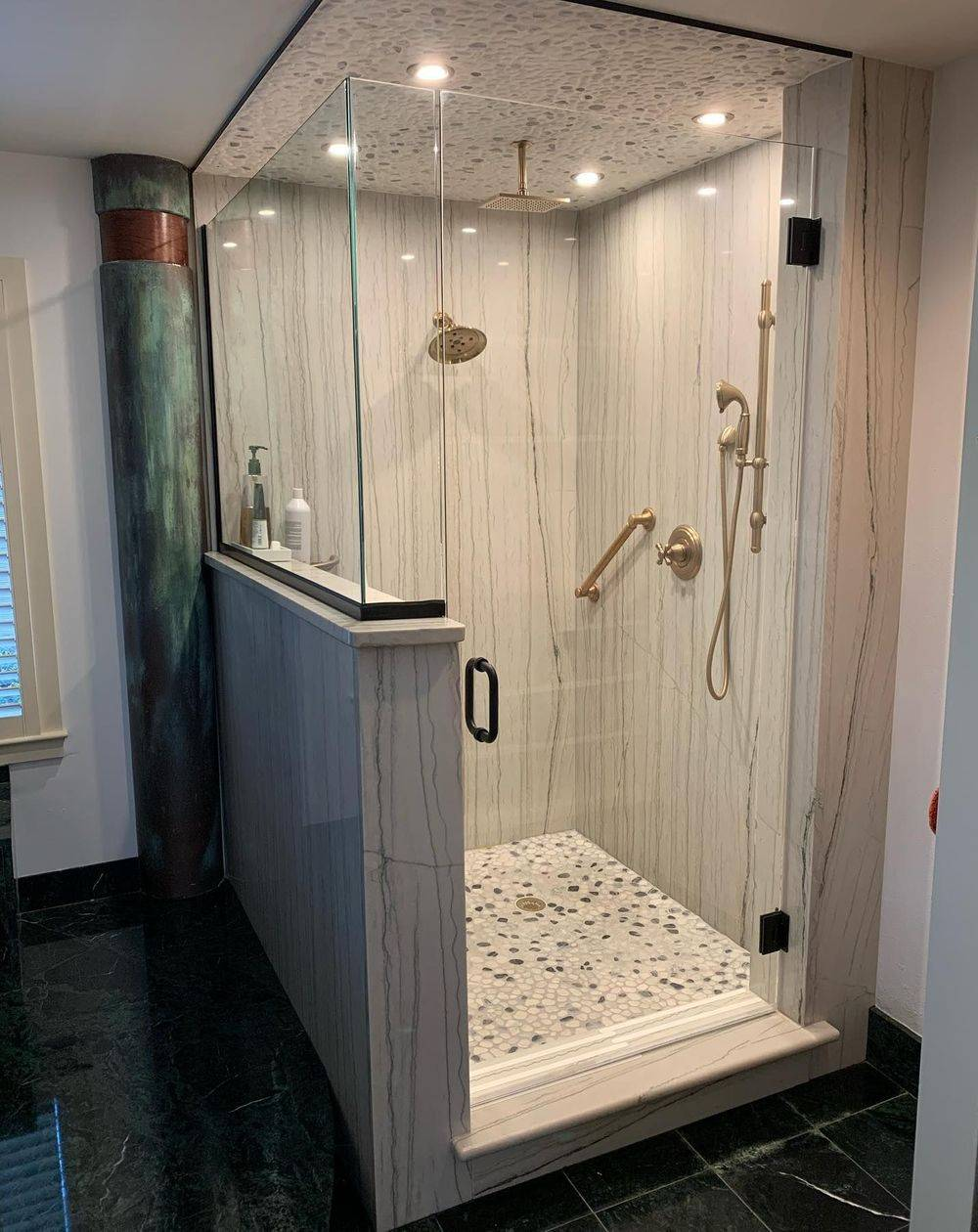 shower glass coating lubbock
