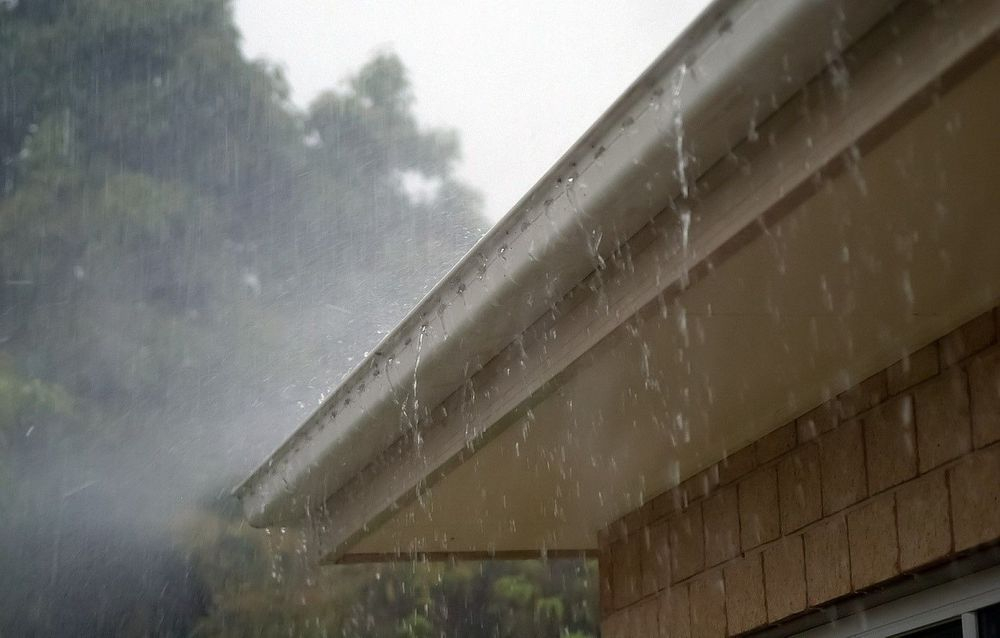 Using Gutters to prevent water damage