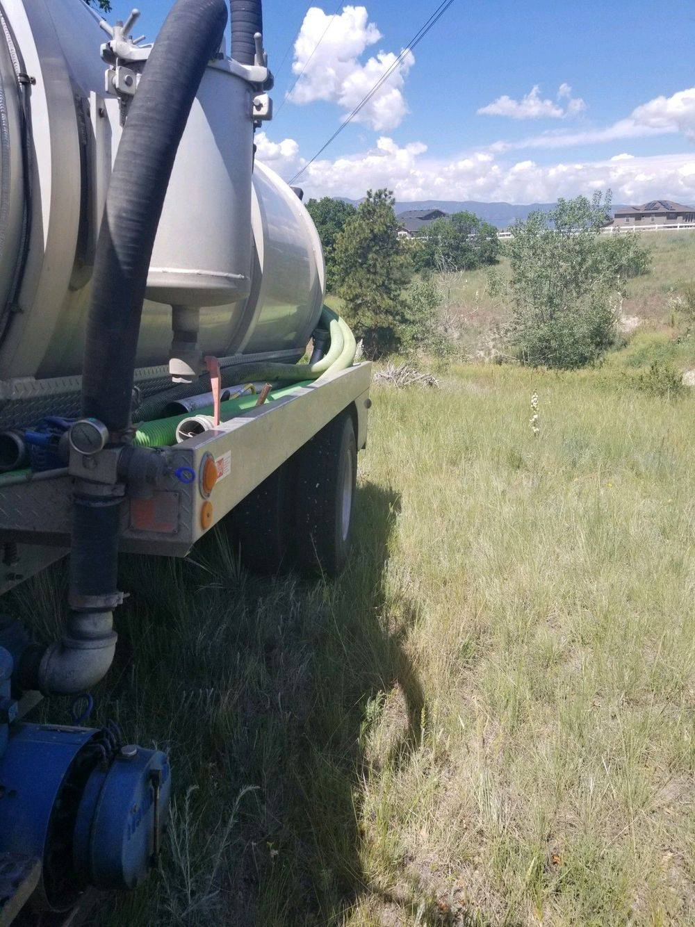 Black Forest Septic Pump D's Septic