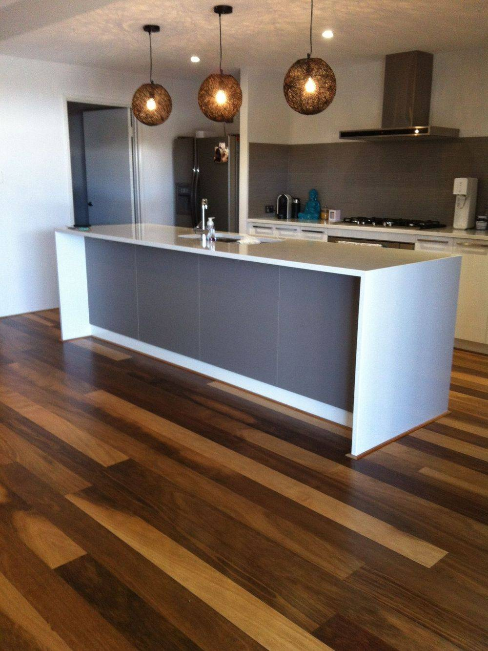Big River Product Spotted Gum Solid Engineered Flooring