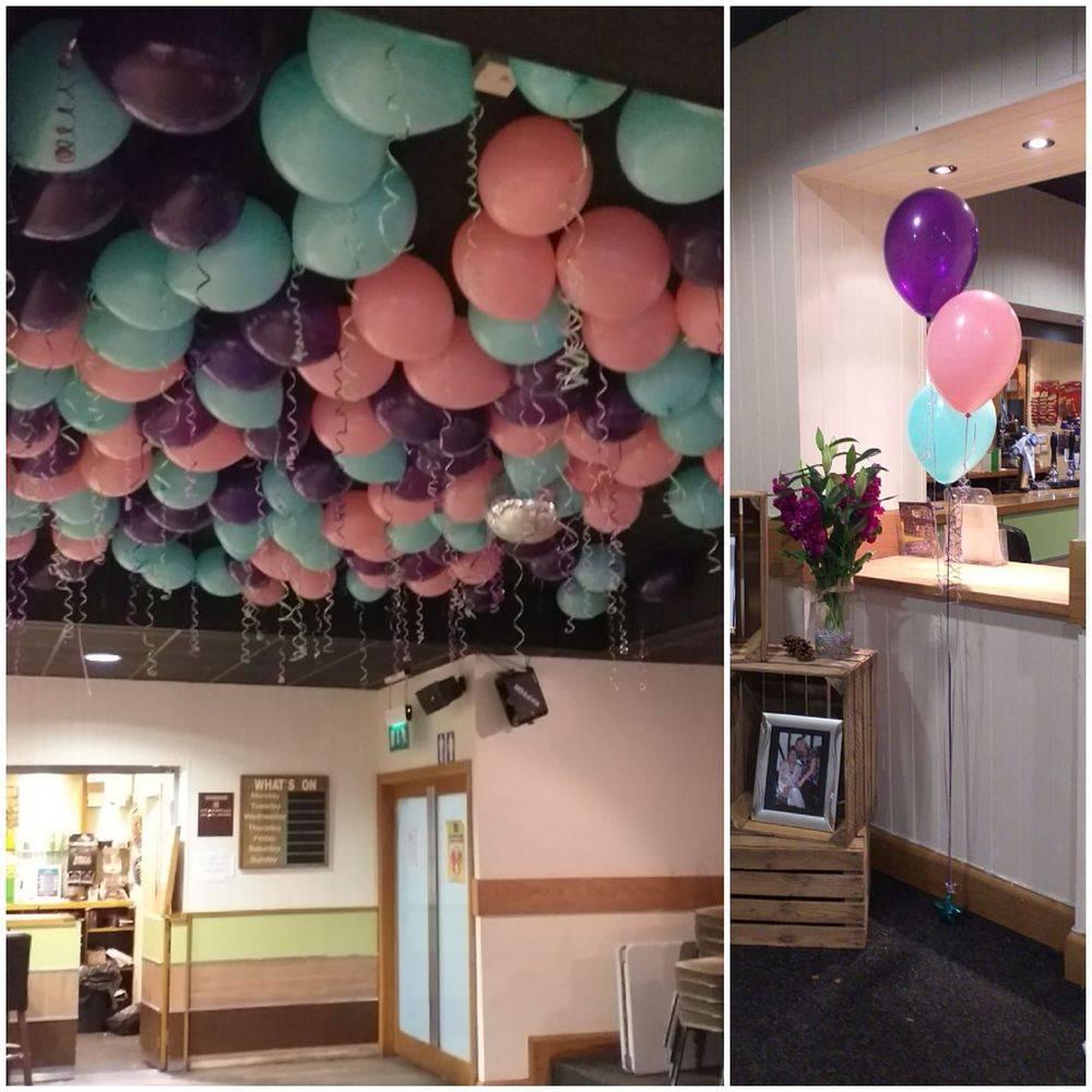 Helim Balloons, balloon Arch, Balloon Clusters