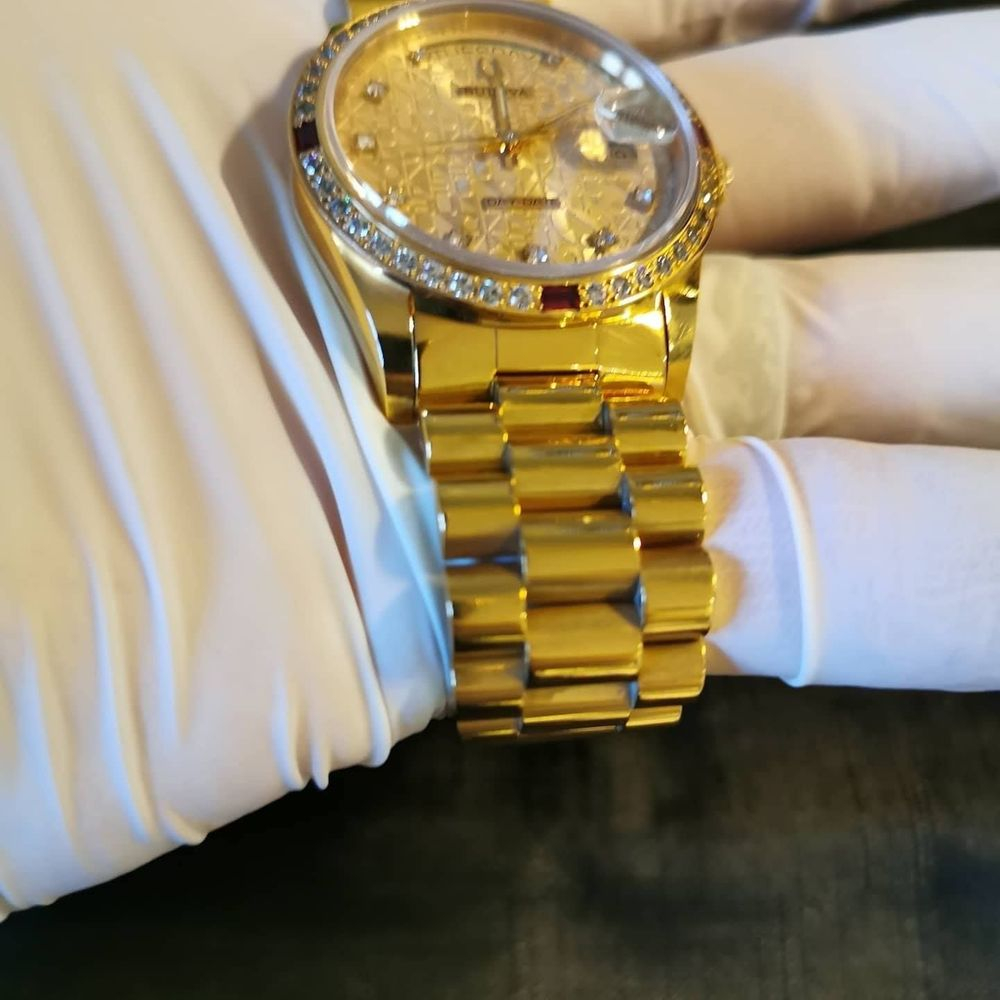 24ct gold plating service