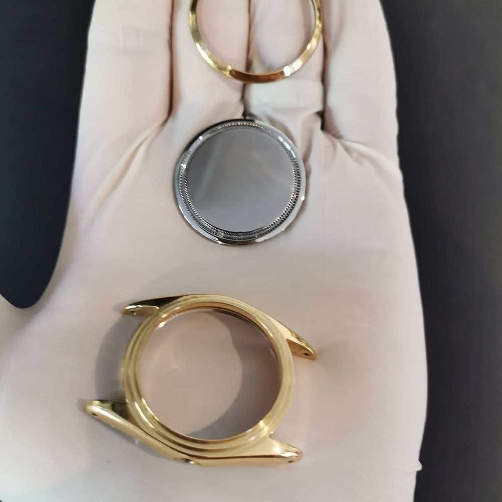watch gold plating