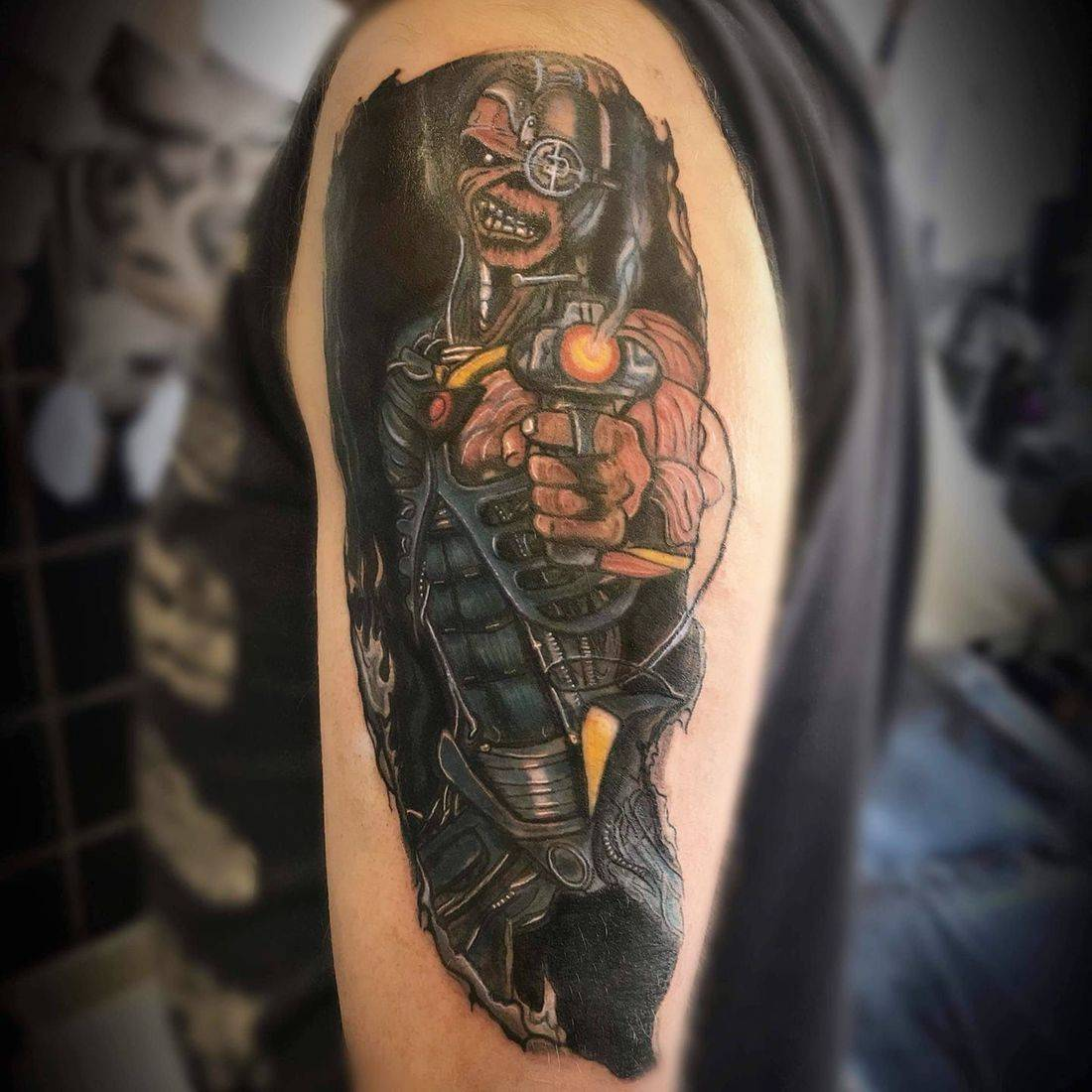 smokin ink tattoo studio Bristol