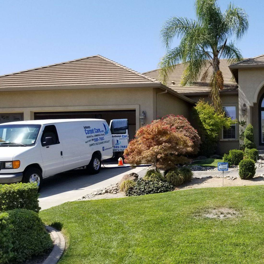 Carpet Steam Cleaning Ripon CA