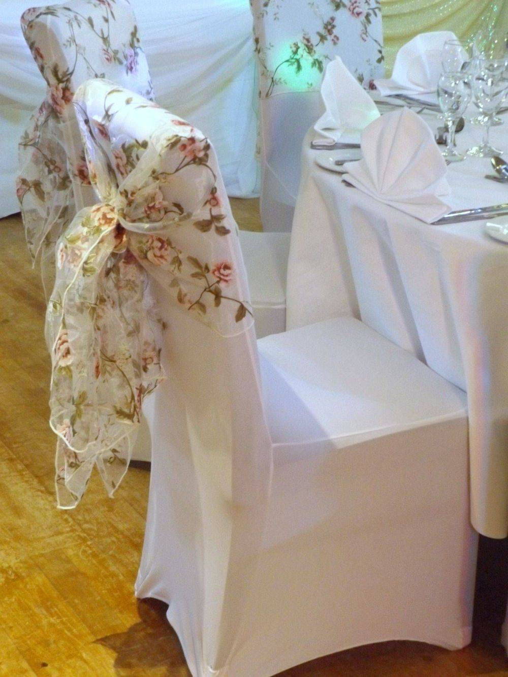 Chair Cover Hire, Surrey, Hampshire