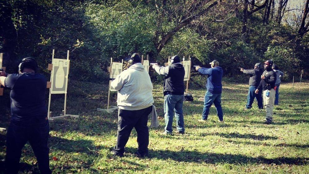 advanced pistol drills