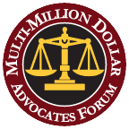 Greg Lauer Multi-Million Dollar Advocates Forum Member