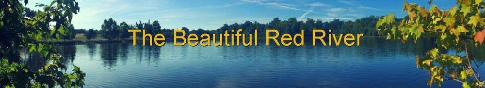 Red River, scenic, Louisiana, title