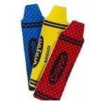 "Cardinal Health™ Adhesive Plastic Bandage, Crayon Design, 3/4"" x 3"""