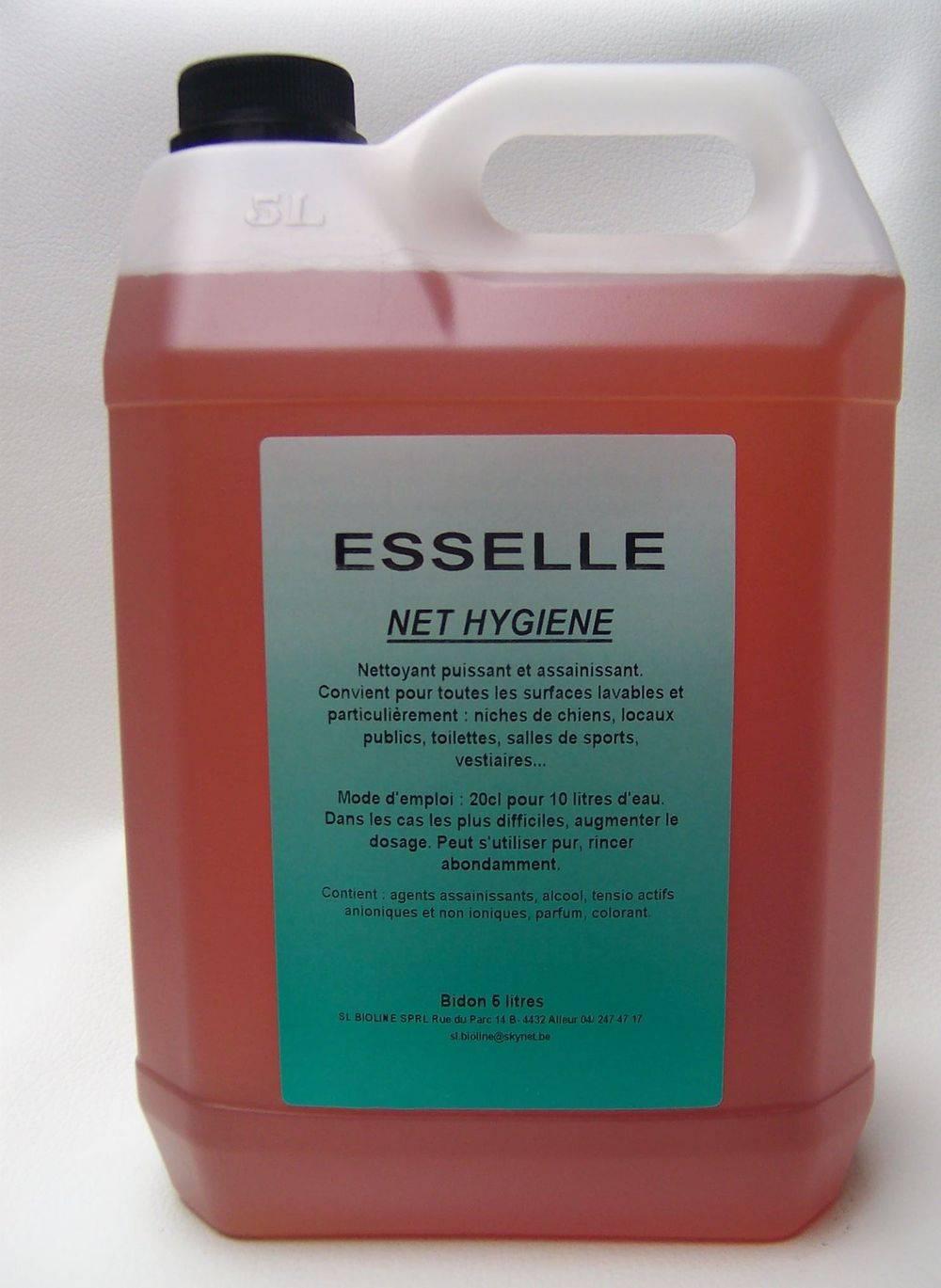 NET hygiène assainisol  (DETTOL) 5 Litres