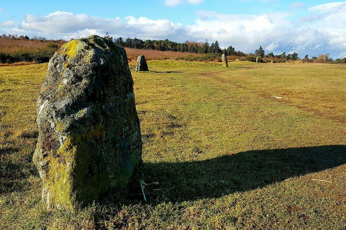 culloden battlefield can be part of our tour