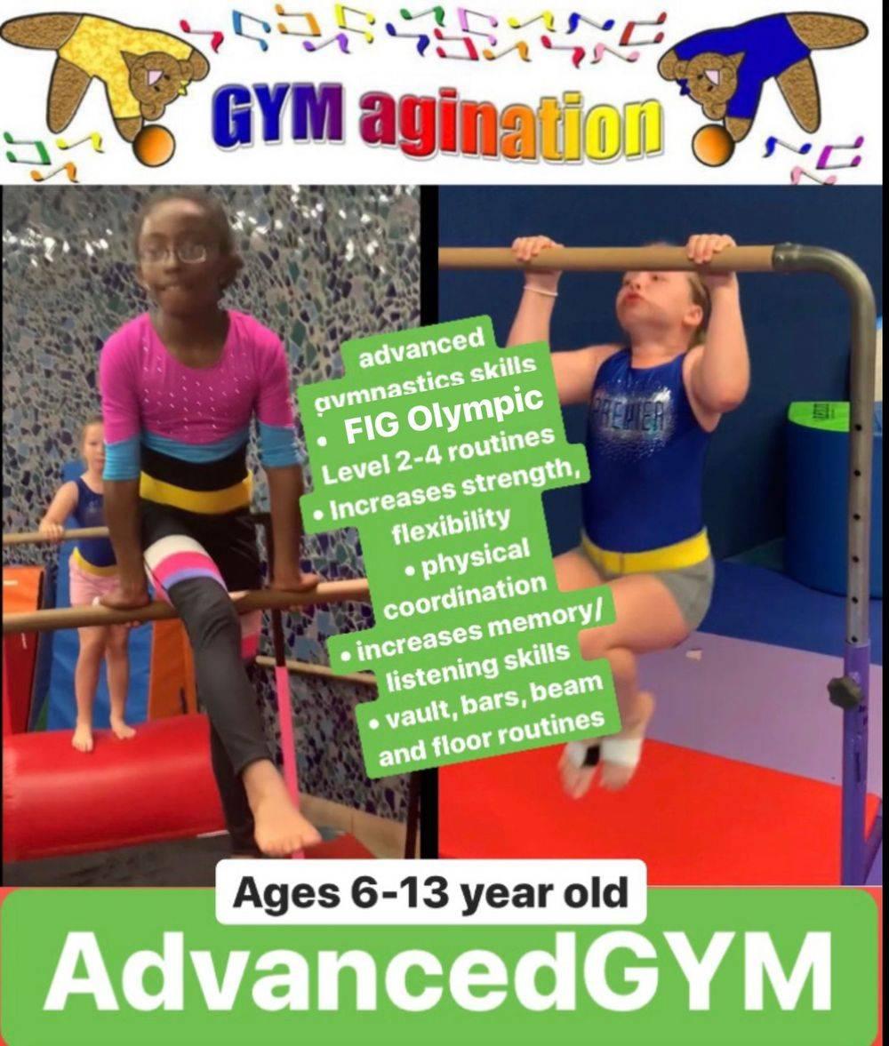AdvancedGYM invitation only