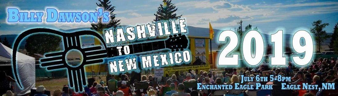 Nashville to New Mexico 2019