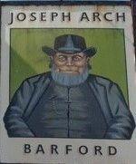 Joseph Arch pub Barford