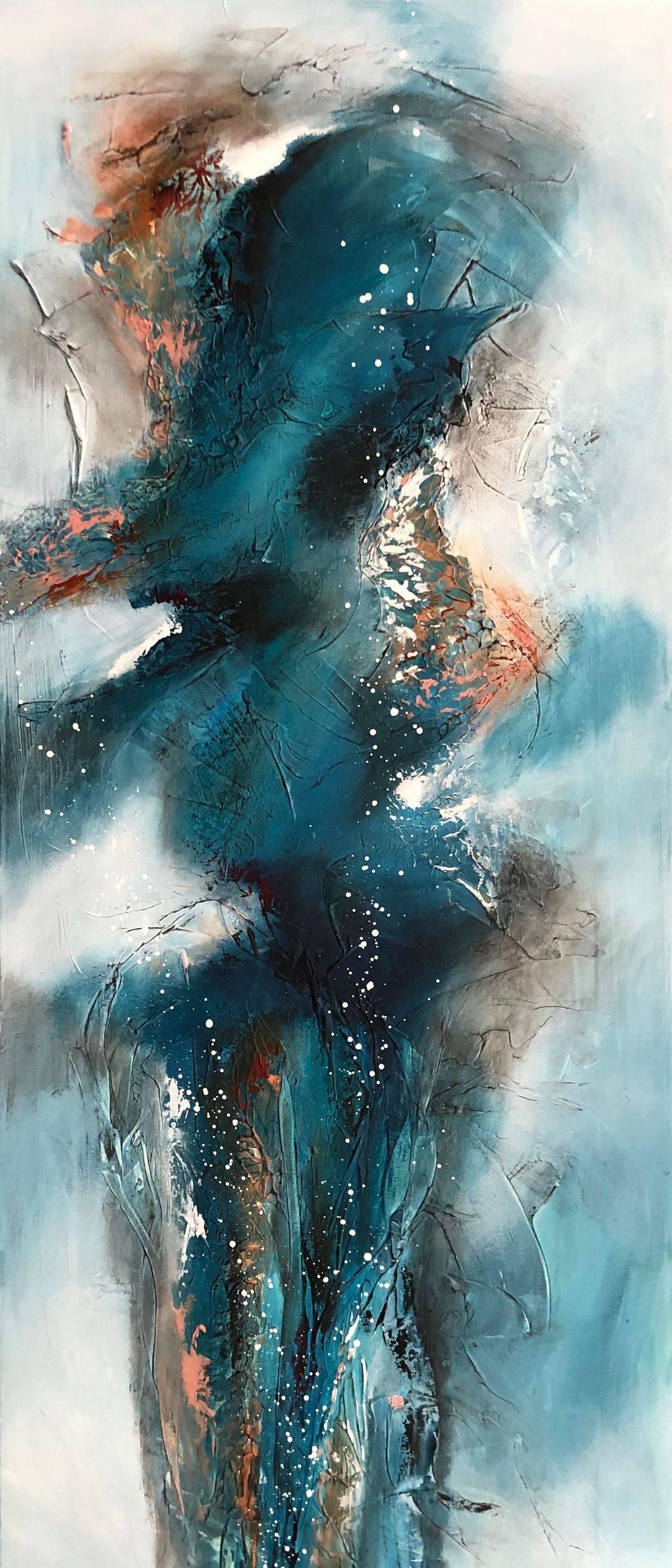 blåt-abstrakt-farverigt-maleri