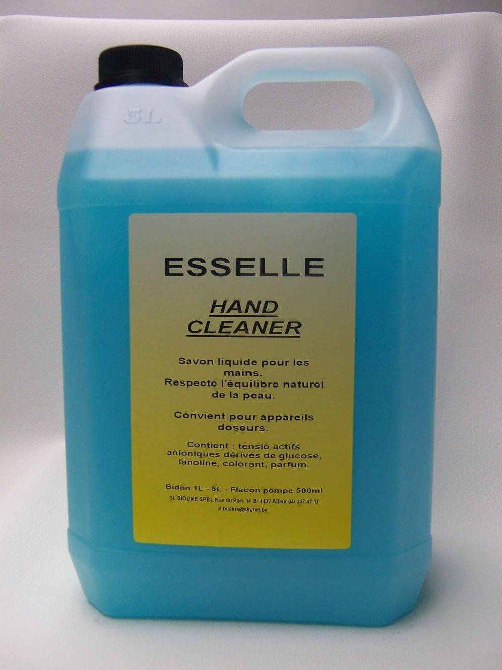 HAND CLEANER HYGIENE  5 Litres