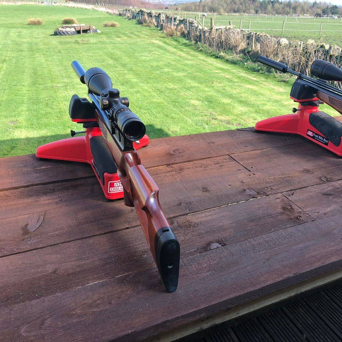 Stag Party, Hen Party or group air rifle shooting Sheffield