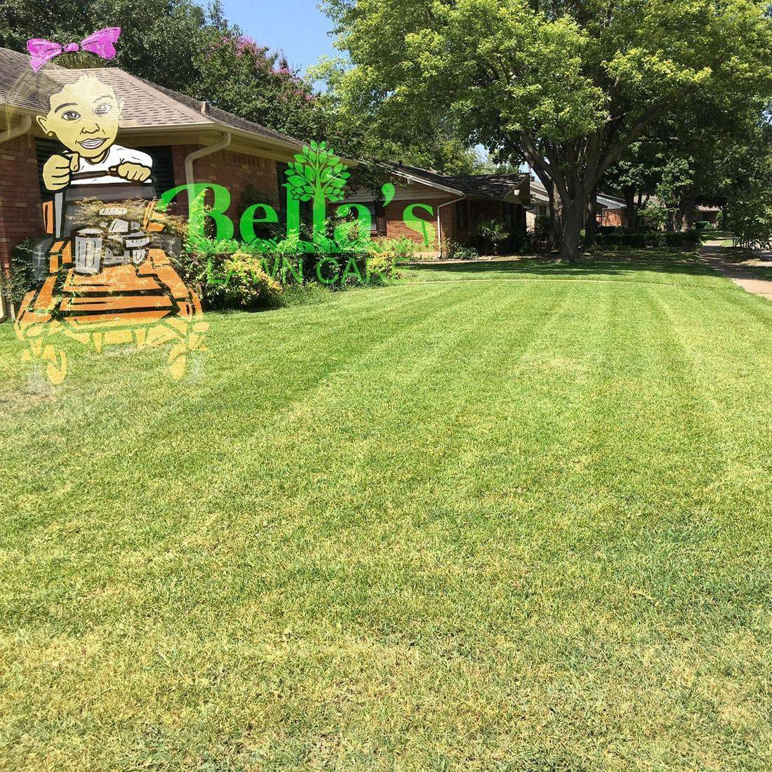 BELLAS LAWN CARE GARLAND TEXAS 75041