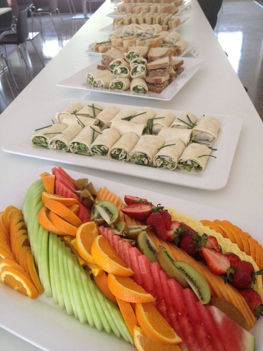 Healthy Lunch catering