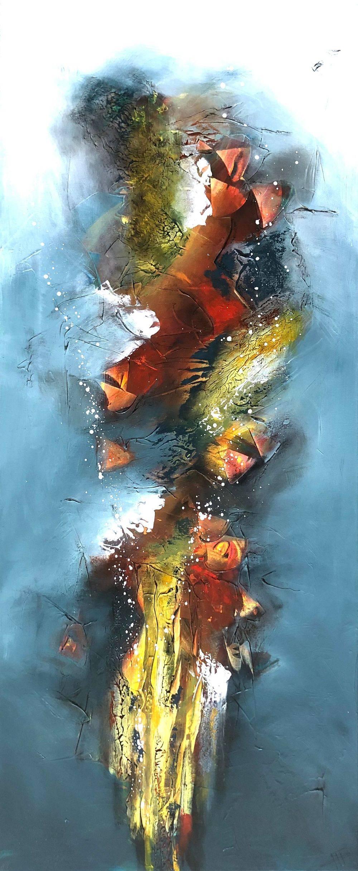 farverige-moderne-abstrakte-malerier-til-salg-nr.273a