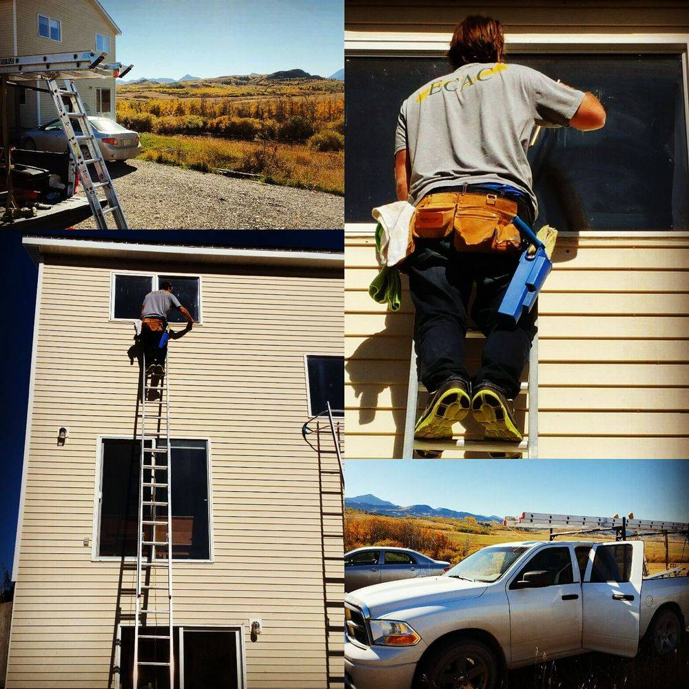 Ranch Window cleaning