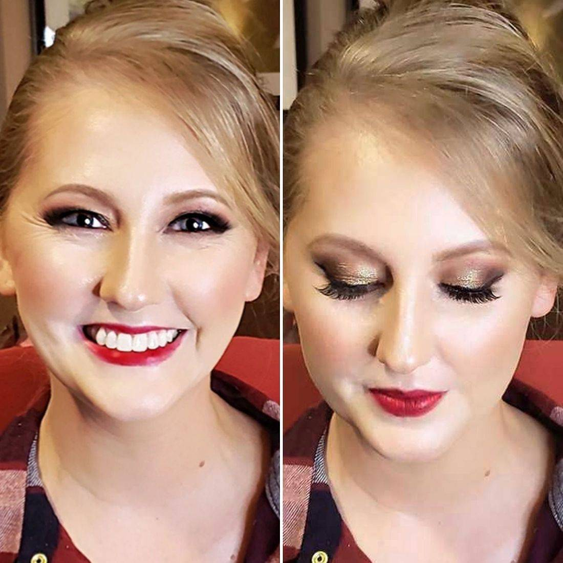 Margarita Ball Dallas. Makeup Artist and hair