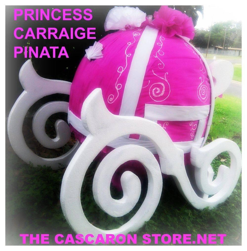 carriage pinata