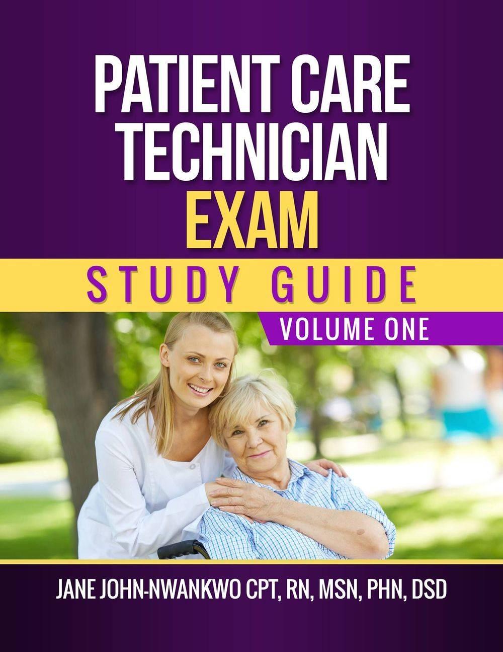 patient care technician certification study guide