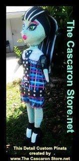 barbie doll pinata