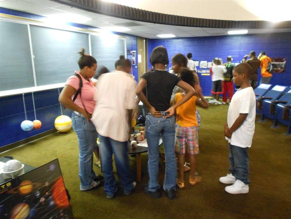 Dooley Planetarium at FMU