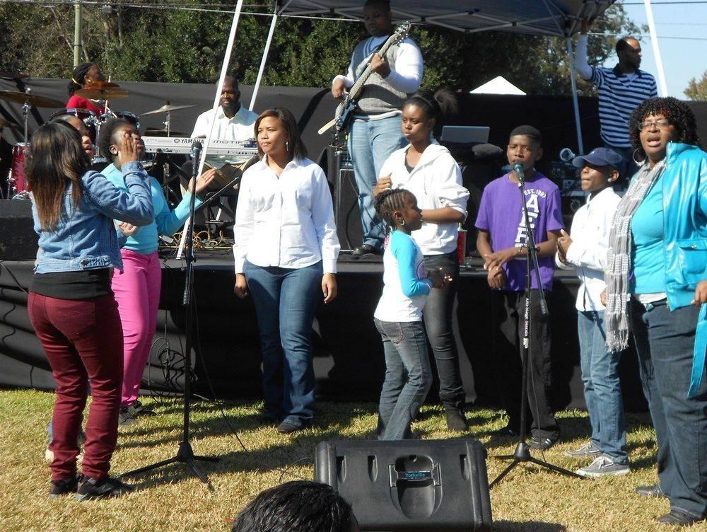 Darlington County Union Youth Choir