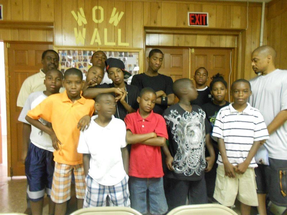 Junior Boys Class
