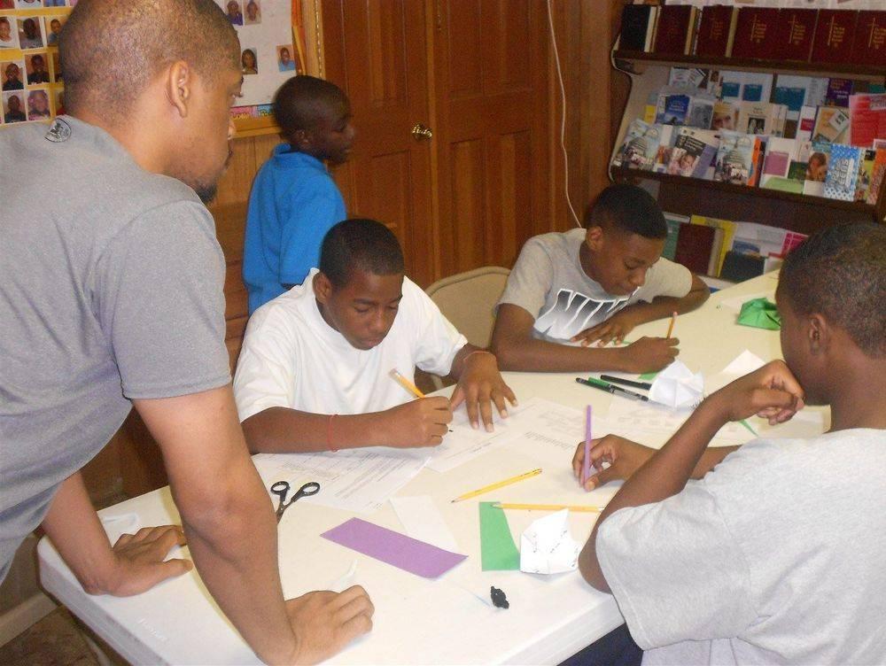 Mr. Mandas Jordan's Art Class