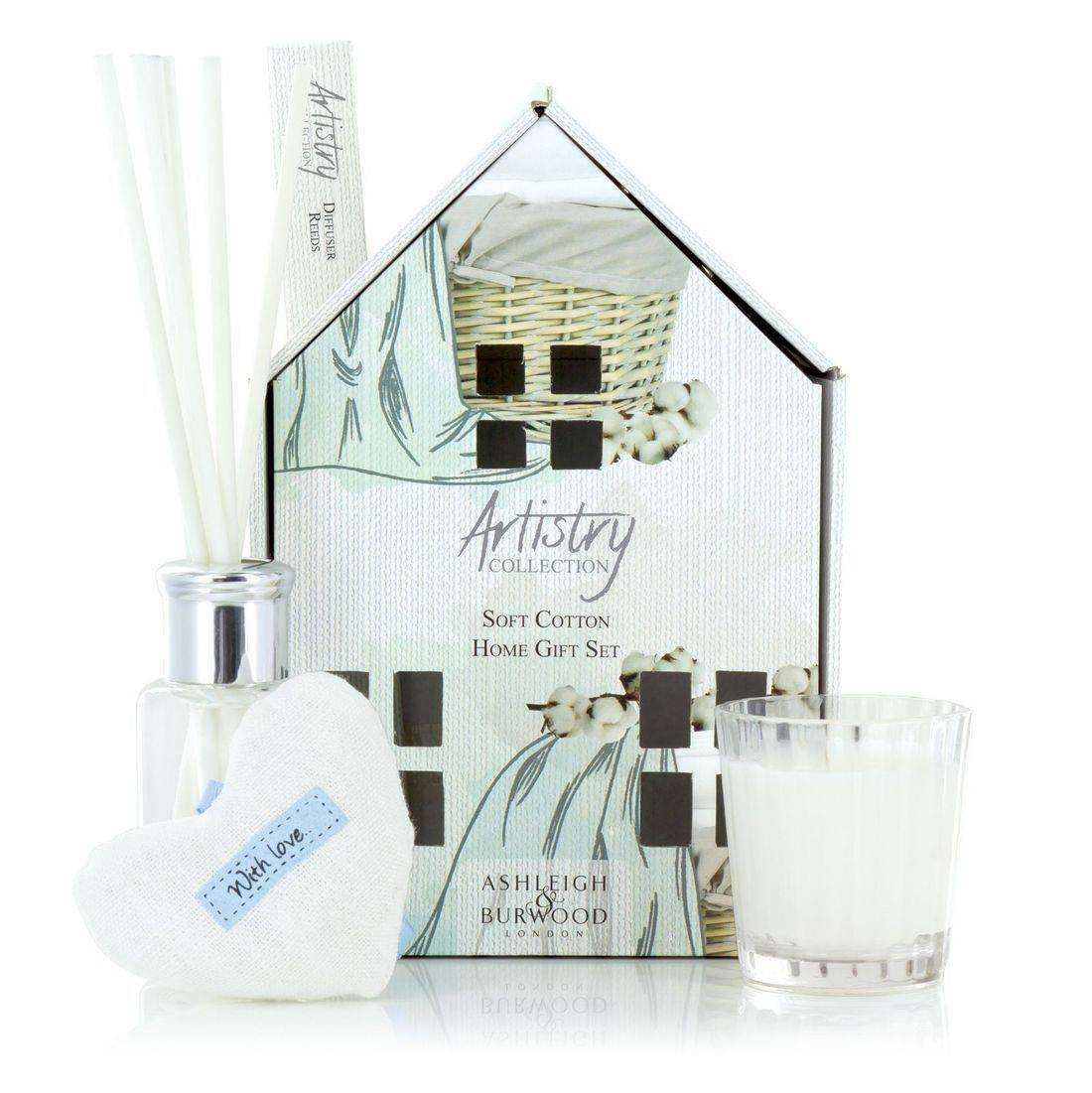 Ashleigh & Burwood The Artistry Collection home Fragrance Scented Candles Gift