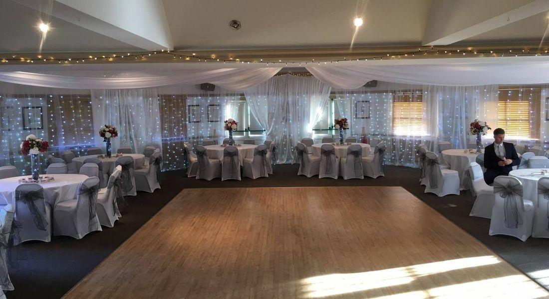 Wedding Venue Decorator Dorset