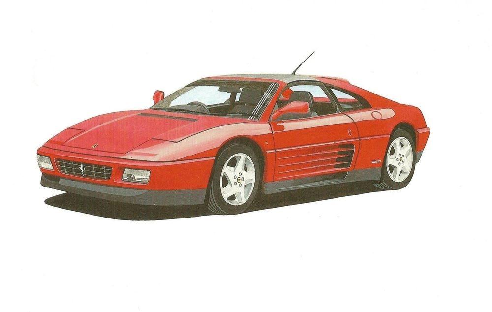 Ferrari 348 ts : Last Few Remaining