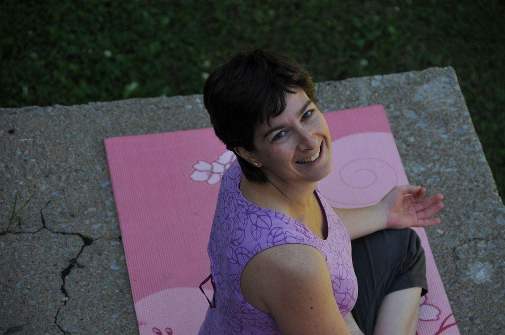 Professeure de Hatha Yoga